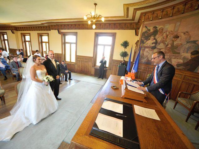 Le mariage de Romain et Gaëlle à Carvin, Pas-de-Calais 23