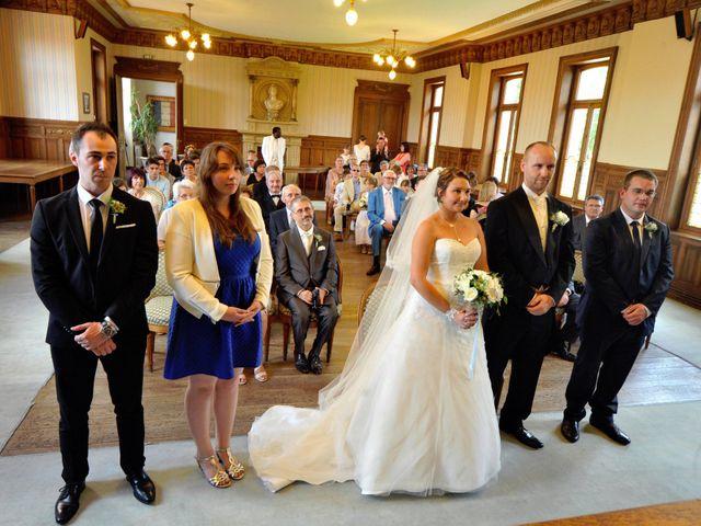 Le mariage de Romain et Gaëlle à Carvin, Pas-de-Calais 24