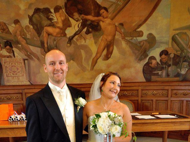 Le mariage de Romain et Gaëlle à Carvin, Pas-de-Calais 35