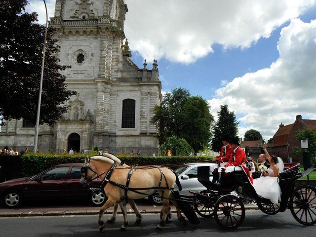 Le mariage de Romain et Gaëlle à Carvin, Pas-de-Calais 44
