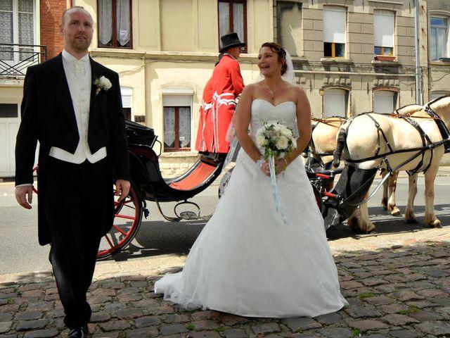 Le mariage de Romain et Gaëlle à Carvin, Pas-de-Calais 45