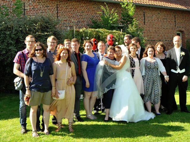 Le mariage de Romain et Gaëlle à Carvin, Pas-de-Calais 92