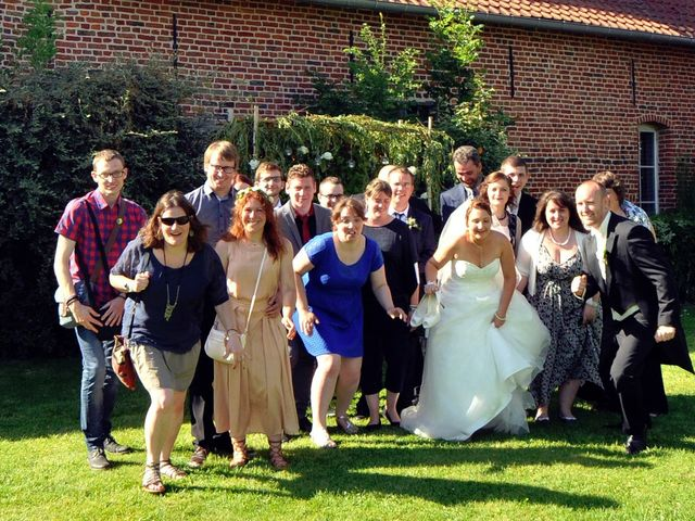 Le mariage de Romain et Gaëlle à Carvin, Pas-de-Calais 93