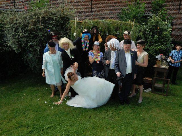 Le mariage de Romain et Gaëlle à Carvin, Pas-de-Calais 98
