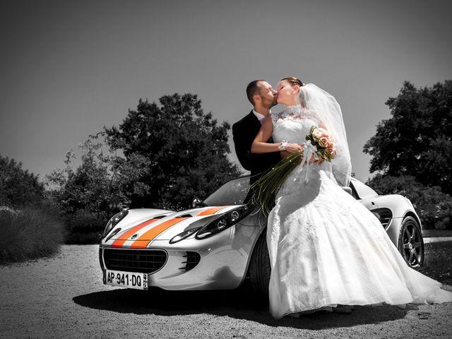 Le mariage de Christophe et Charlotte à Saint-Galmier, Loire 35