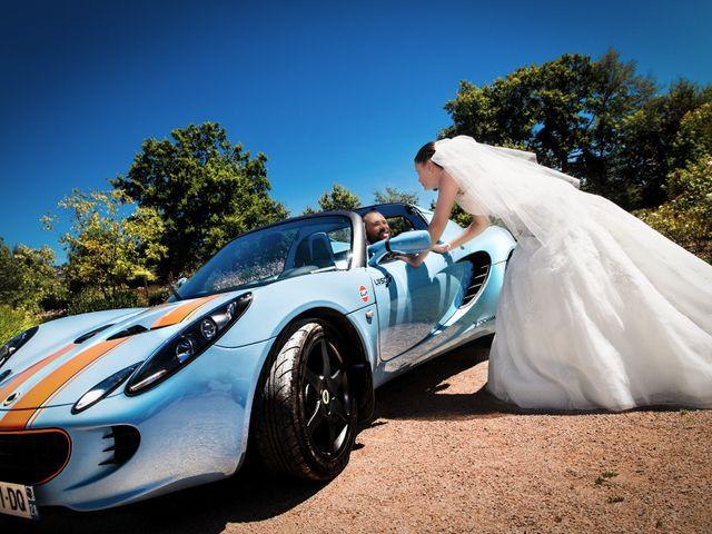 Le mariage de Christophe et Charlotte à Saint-Galmier, Loire 2