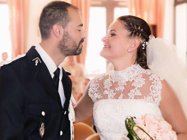Le mariage de Christophe et Charlotte à Saint-Galmier, Loire 45