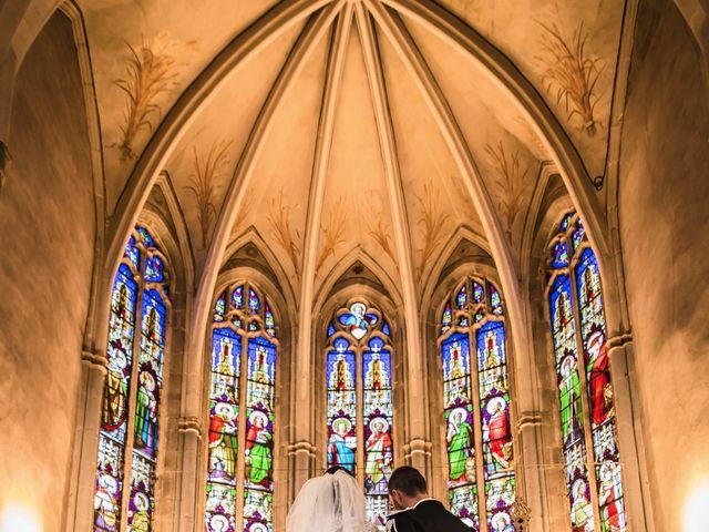 Le mariage de Christophe et Charlotte à Saint-Galmier, Loire 74