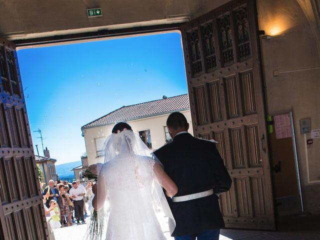 Le mariage de Christophe et Charlotte à Saint-Galmier, Loire 76