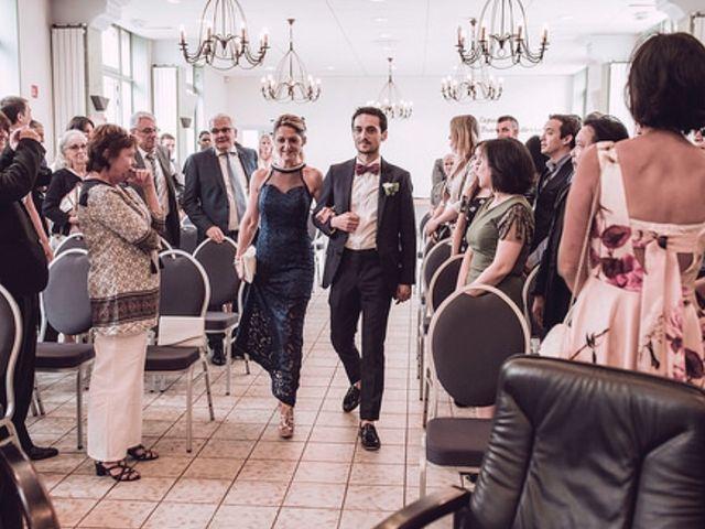 Le mariage de Jeremy  et Lindsay à L'Isle-Adam, Val-d'Oise 12