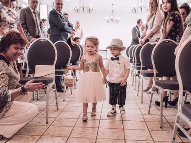Le mariage de Jeremy  et Lindsay à L'Isle-Adam, Val-d'Oise 13