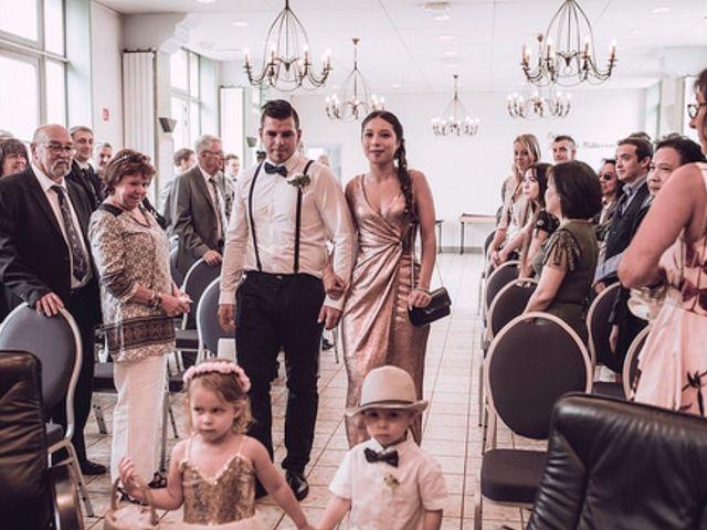 Le mariage de Jeremy  et Lindsay à L'Isle-Adam, Val-d'Oise 14