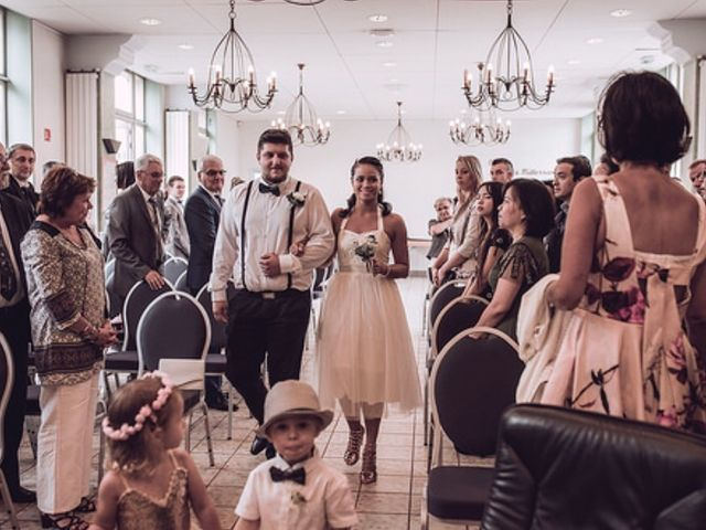 Le mariage de Jeremy  et Lindsay à L'Isle-Adam, Val-d'Oise 15