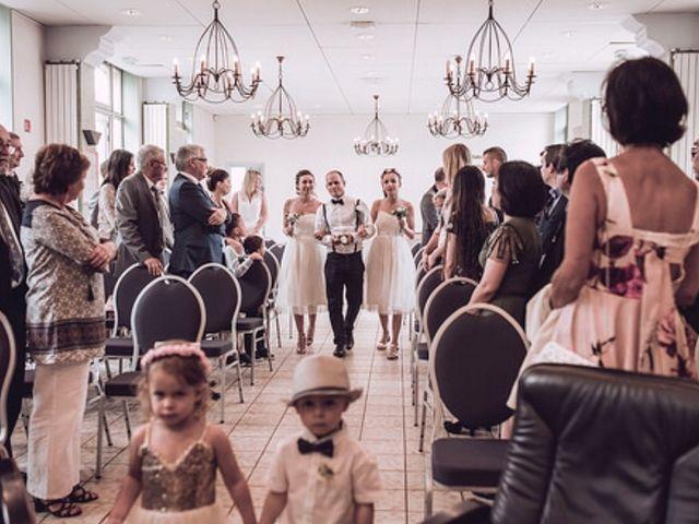 Le mariage de Jeremy  et Lindsay à L'Isle-Adam, Val-d'Oise 16
