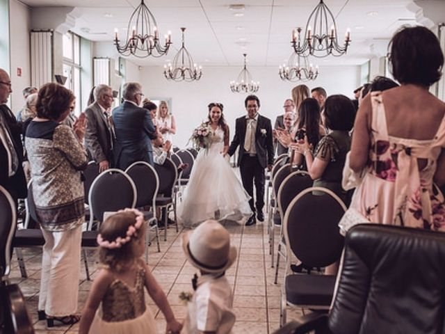 Le mariage de Jeremy  et Lindsay à L'Isle-Adam, Val-d'Oise 17