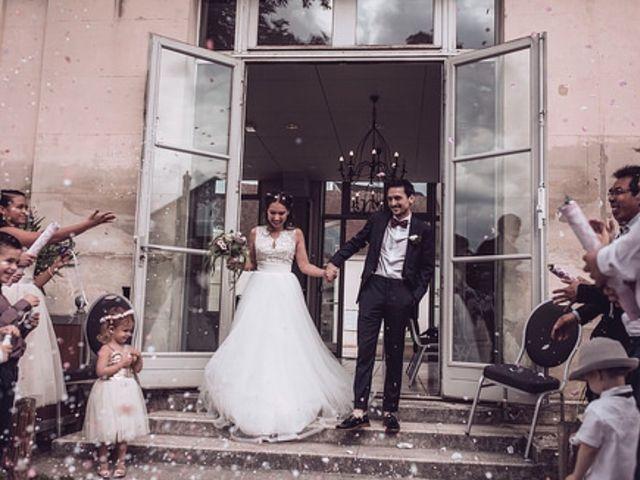 Le mariage de Jeremy  et Lindsay à L'Isle-Adam, Val-d'Oise 21