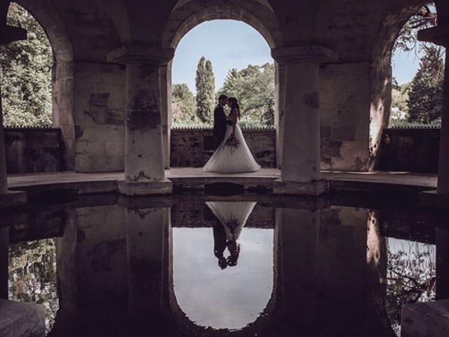 Le mariage de Jeremy  et Lindsay à L'Isle-Adam, Val-d'Oise 24