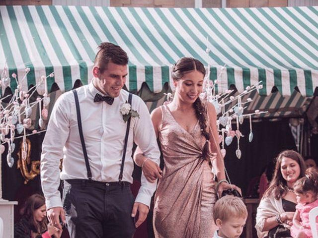 Le mariage de Jeremy  et Lindsay à L'Isle-Adam, Val-d'Oise 28