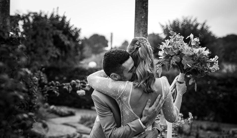 Le mariage de Nicolas et Sarah à Le Puy-Saint-Bonnet, Maine et Loire