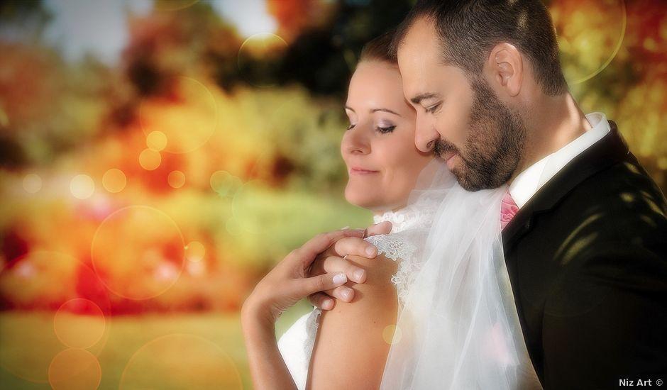 Le mariage de Christophe et Charlotte à Saint-Galmier, Loire