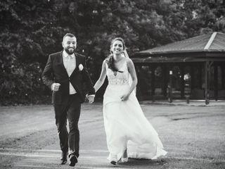 Le mariage de Charlotte et Michael 1