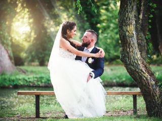 Le mariage de Charlotte et Michael