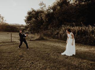 Le mariage de Hermann et Julia