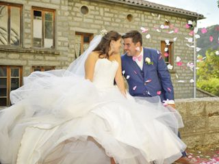 Le mariage de Séverine et Maxime