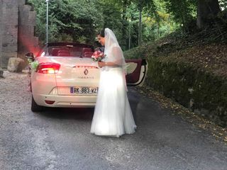 Le mariage de Sandrina et Johan 1