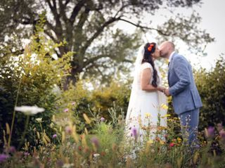 Le mariage de Sandrina et Johan