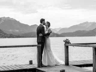 Le mariage de Coline et Thibaut