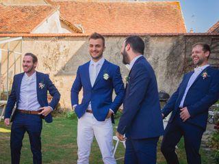 Le mariage de Constance et Bastien 3