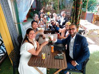 Le mariage de Sofiene Ahleme et Mars