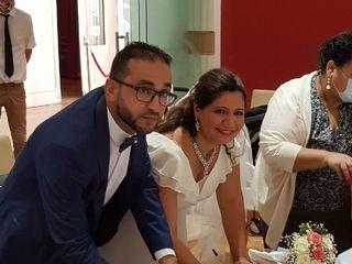 Le mariage de Sofiene Ahleme et Mars 1
