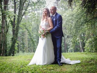 Le mariage de Nadège et Claude