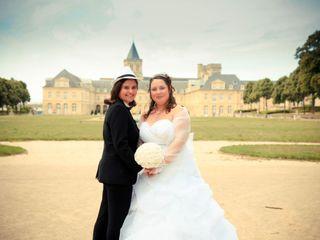 Le mariage de Angèle et Hélène 1