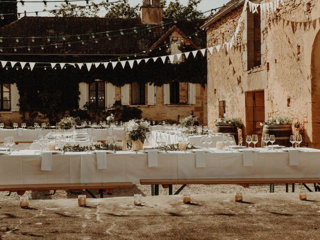 Le mariage de Julia et Hermann à Salviac, Lot 2