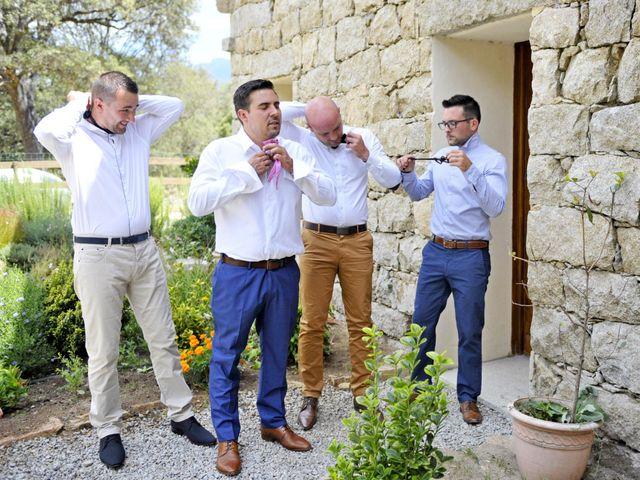 Le mariage de Maxime et Séverine à Ajaccio, Corse 13