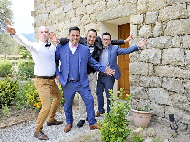 Le mariage de Maxime et Séverine à Ajaccio, Corse 14