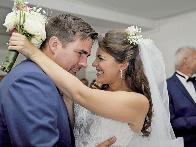 Le mariage de Maxime et Séverine à Ajaccio, Corse 20