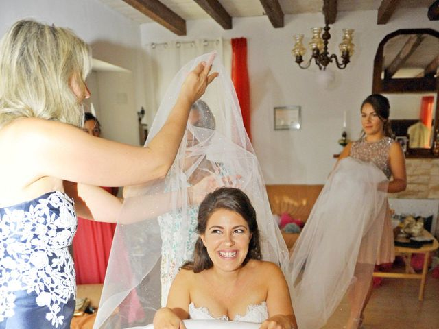 Le mariage de Maxime et Séverine à Ajaccio, Corse 33