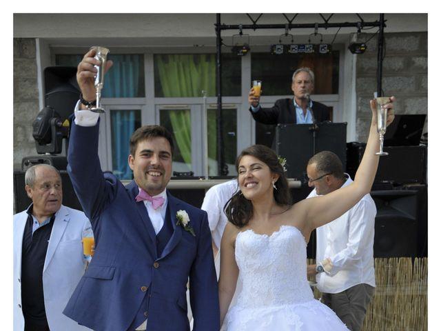 Le mariage de Maxime et Séverine à Ajaccio, Corse 40