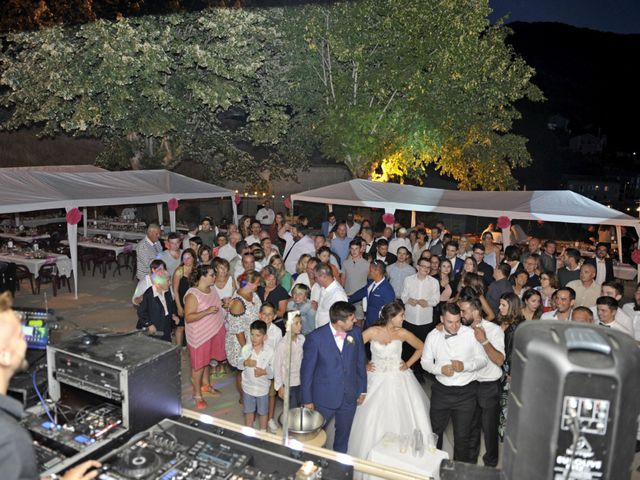 Le mariage de Maxime et Séverine à Ajaccio, Corse 59
