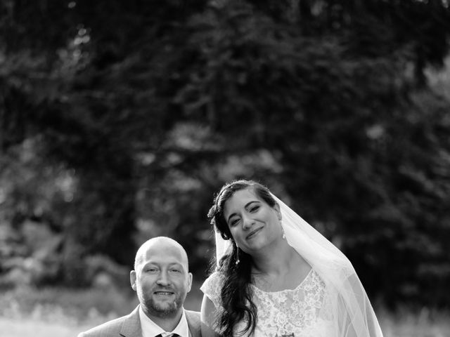 Le mariage de Johan et Sandrina à Cruseilles, Haute-Savoie 8
