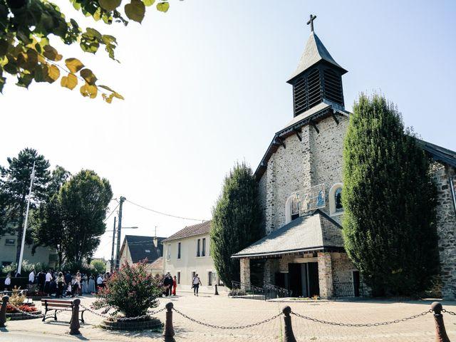 Le mariage de Thomas et Laetitia à Paray-Vieille-Poste, Essonne 59