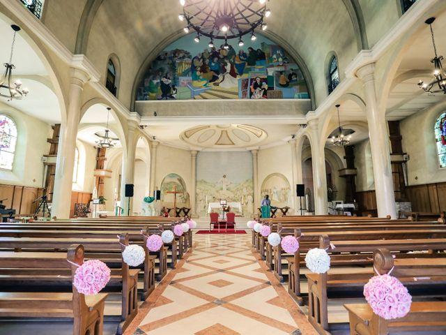 Le mariage de Thomas et Laetitia à Paray-Vieille-Poste, Essonne 64