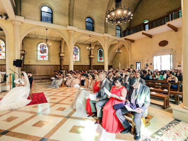 Le mariage de Thomas et Laetitia à Paray-Vieille-Poste, Essonne 83