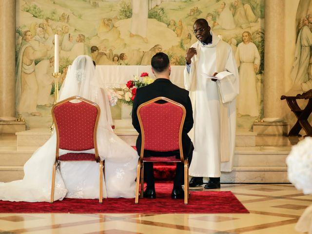Le mariage de Thomas et Laetitia à Paray-Vieille-Poste, Essonne 89