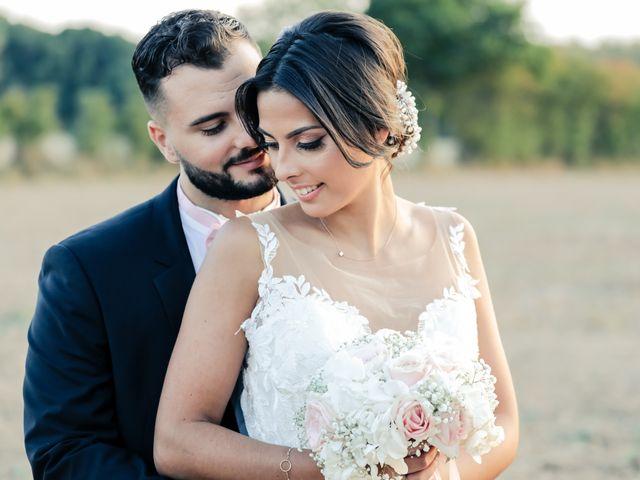 Le mariage de Laetitia et Thomas