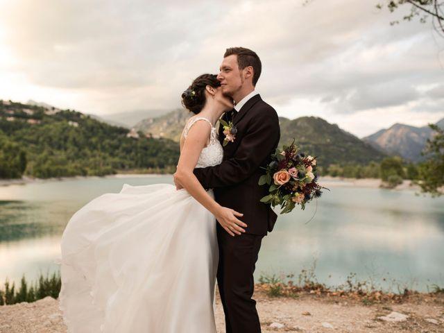 Le mariage de Marine et Yohann